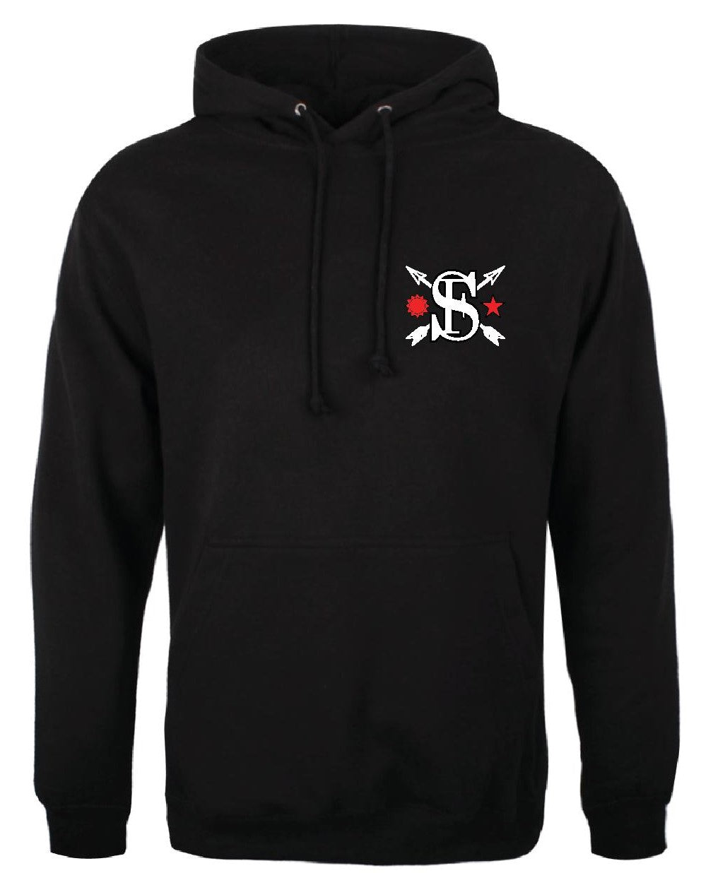 """THE FORTUNATE FEW"" - TSW BLACK HOODIE"