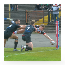 London Skolars (H) Ethan Ryan Try