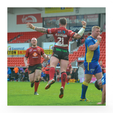 Doncaster (A) George Flanagan Try