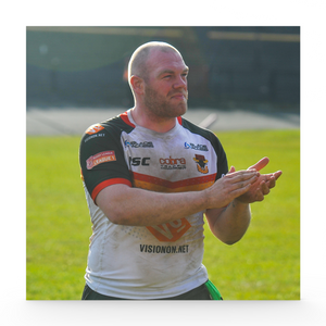 Hunslet (H) Steve Crossley