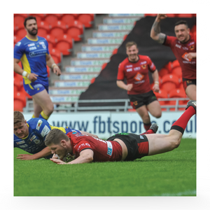 Doncaster (A) Mikey Wood Try