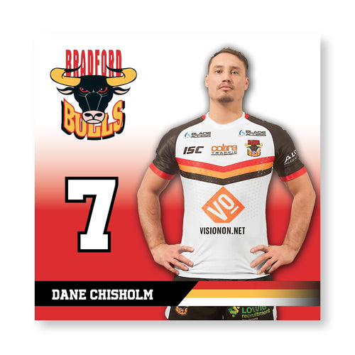 Dane Chisholm Canvas