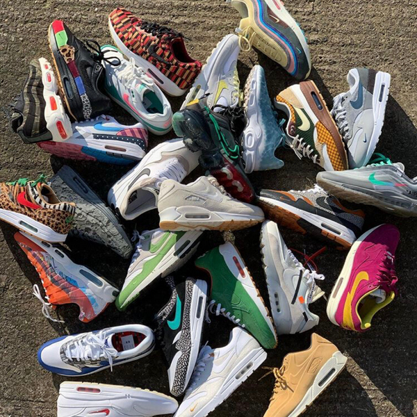 How the sneaker community is celebrating Air Max Day!
