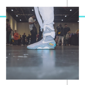 Hottest Kicks Seen On-Feet at Sneakercon London