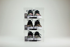 The OG Sneaker Crate - Clear Sneaker Shoe Boxes - 2 Pack