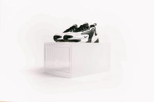 The Drop - Drop Front Shoe Storage Box - 2 Pack