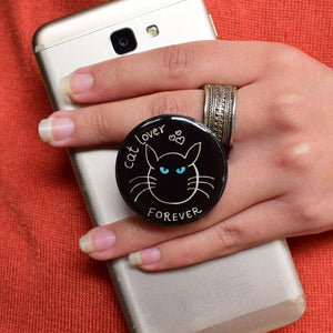 Cat lover - Blue eyes! | Pop Holder