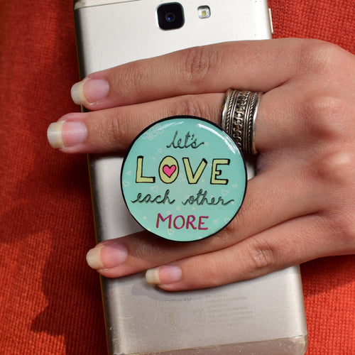 Let's Love MORE! | Pop Holder