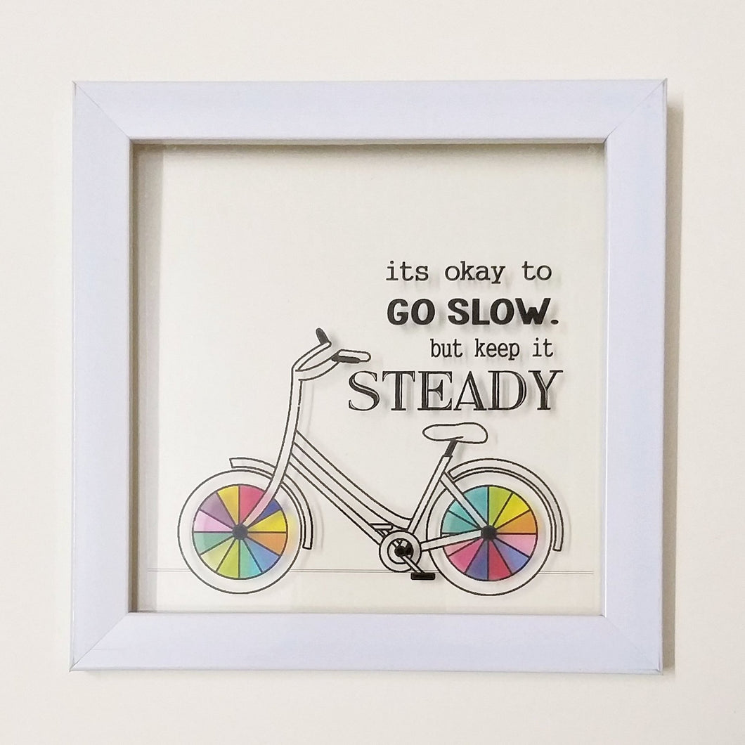 Keep it STEADY | Floating Frame