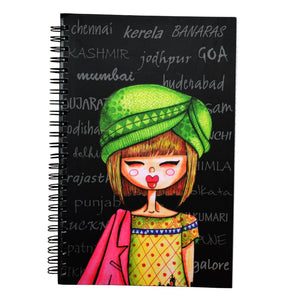 The Gypsy Soul | A5 Notebook