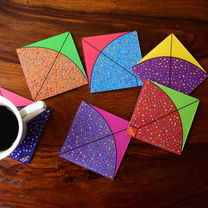 Patang! | Coaster - Set of 6