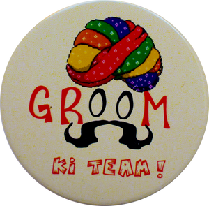 Groom Ki Team! Badge