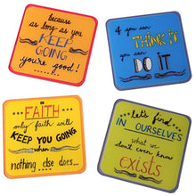 Quote ME! | Coasters - Set of 4