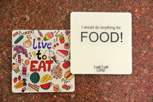 Live to EAT! | Coaster