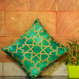 The Golden Star | Cushion Cover