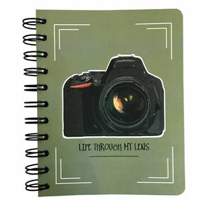 Through my Lens | Pocket Notebook