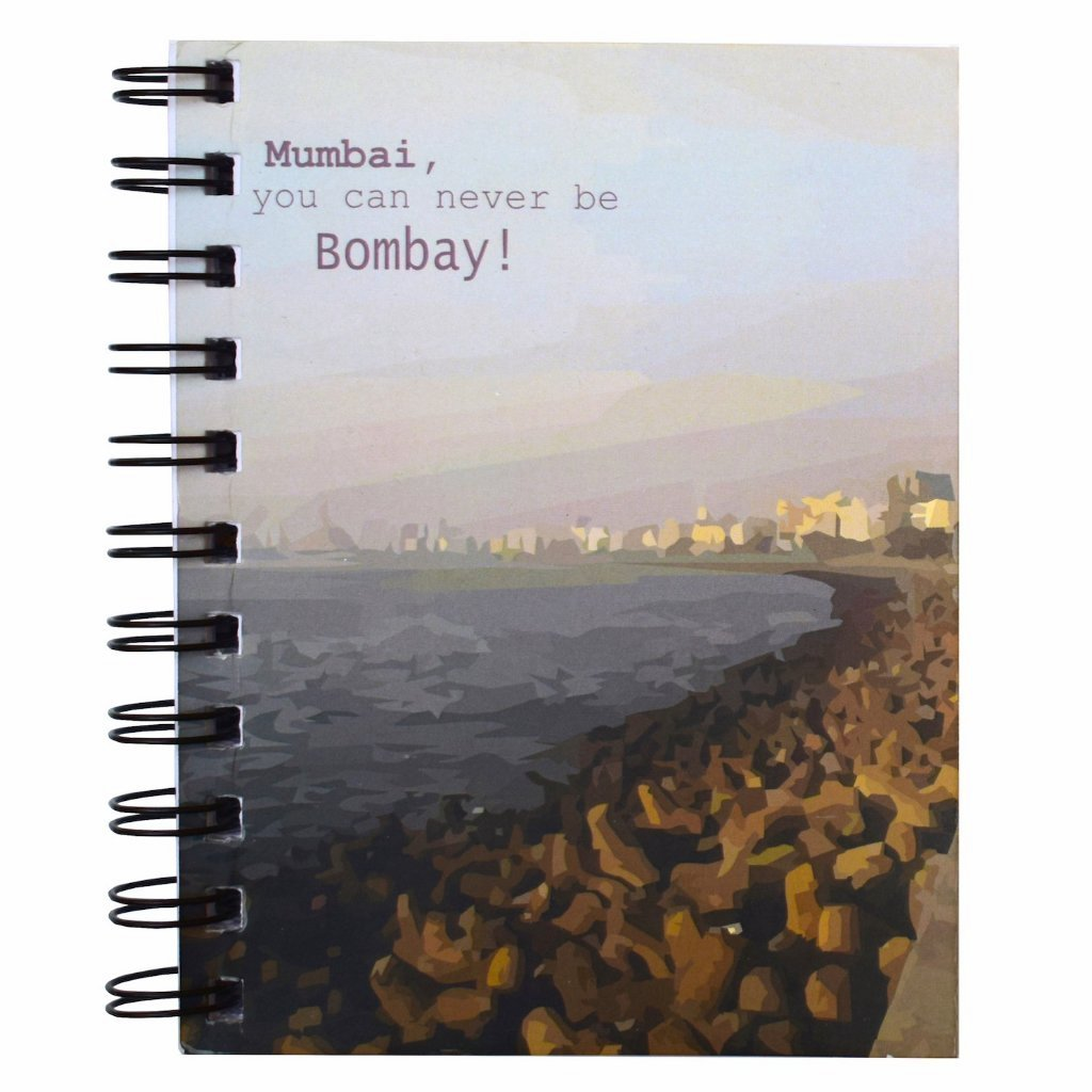 Bombay | Pocket Notebook