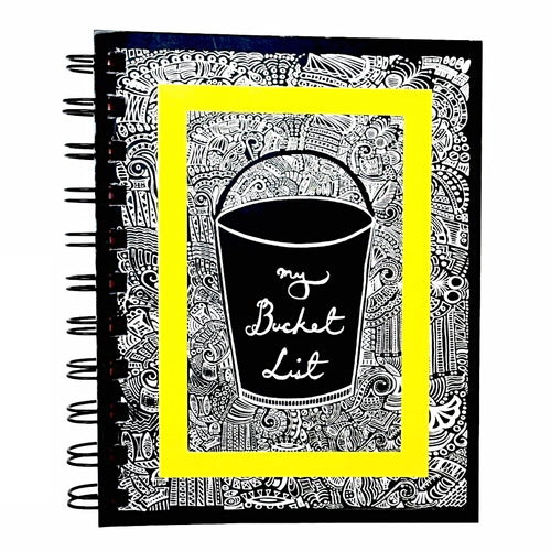 My Bucket List | Pocket Notebook