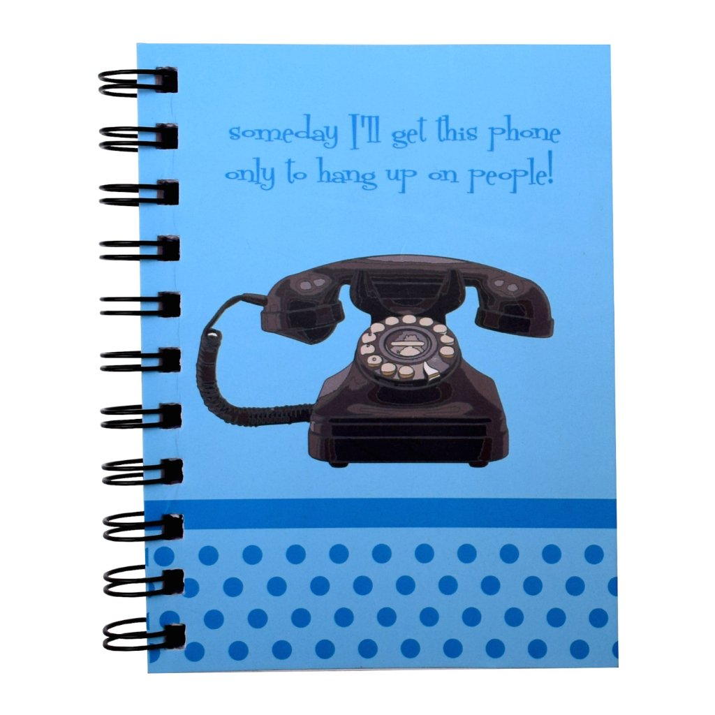The Telephone | Pocket Notebook