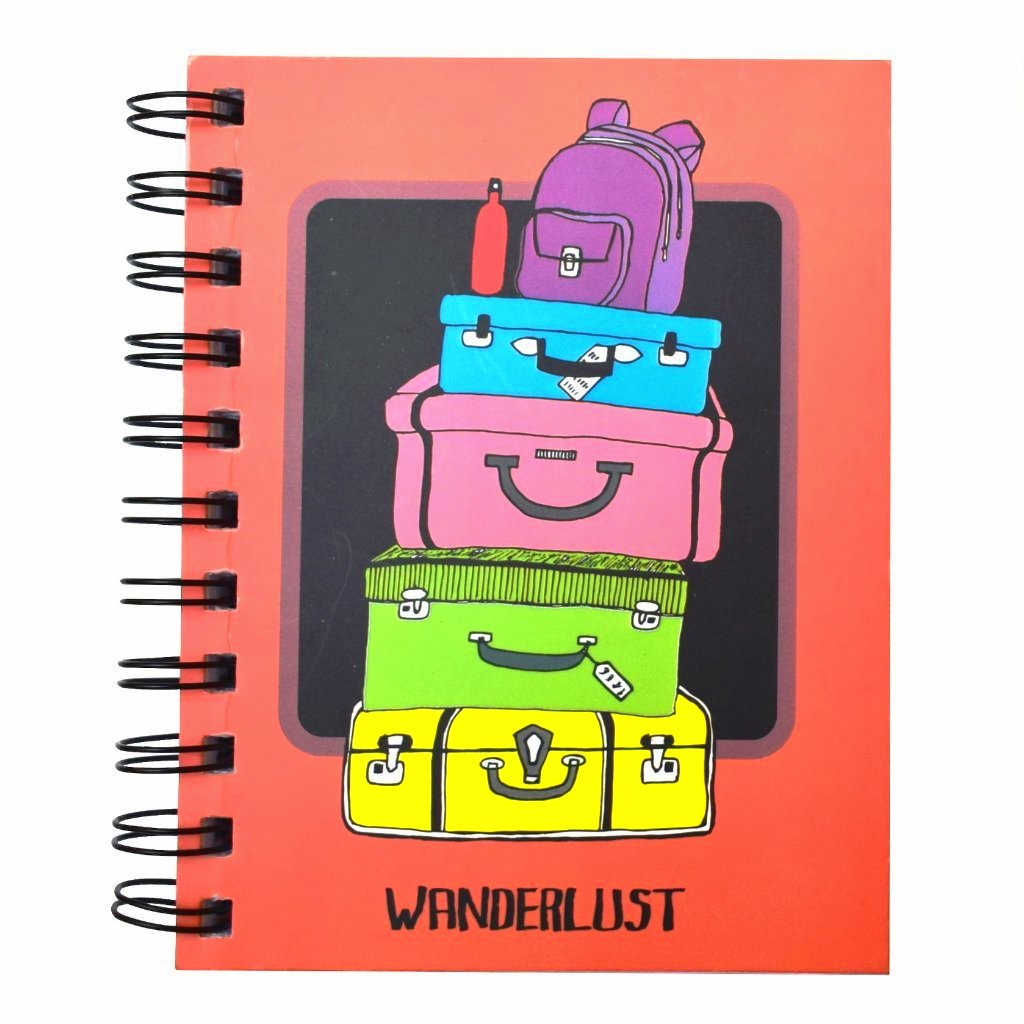 Wanderlust | Pocket Notebook