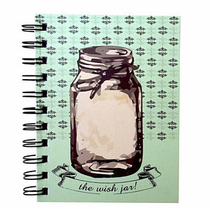 The Wish Jar | Pocket Notebook