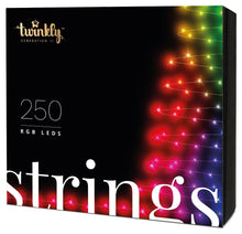 Twinkly Generation II - 250 LED String Lights | App Controlled, Customizable