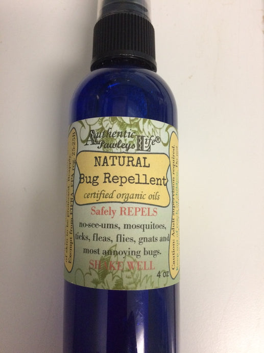 Natural Insect Repellant Spray