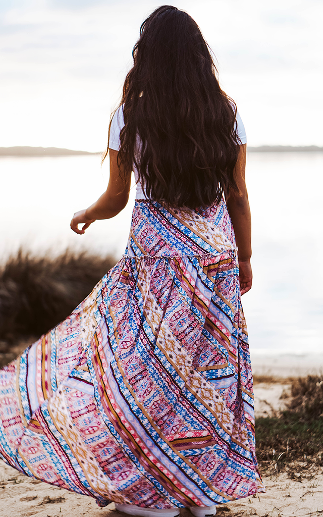 Resonate Maxi Skirt