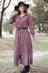 Mapel Long Sleeved Dress