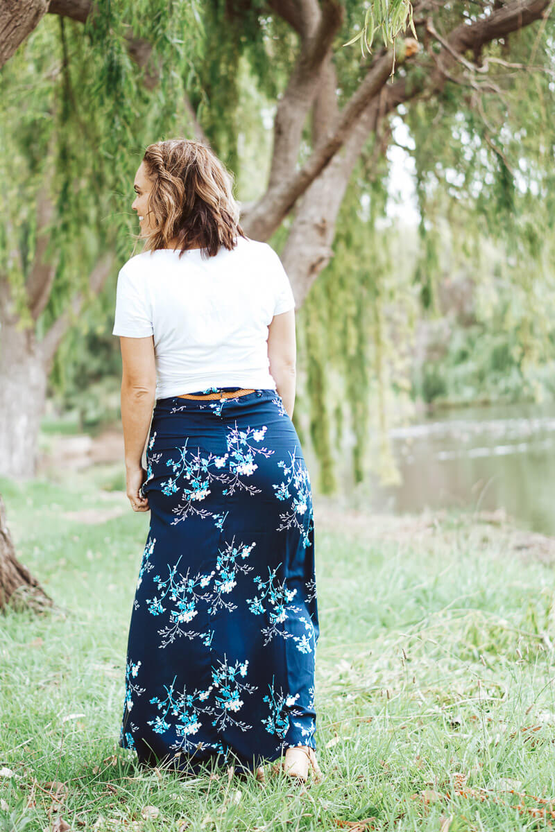 Bluebell Maxi Skirt