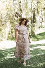 Meadow Maxi - Pink