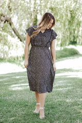 Prairie Dress - Black