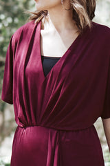 Chanel Dress - Plum