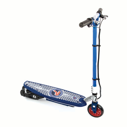 Bolt Electric Scooter, Blue