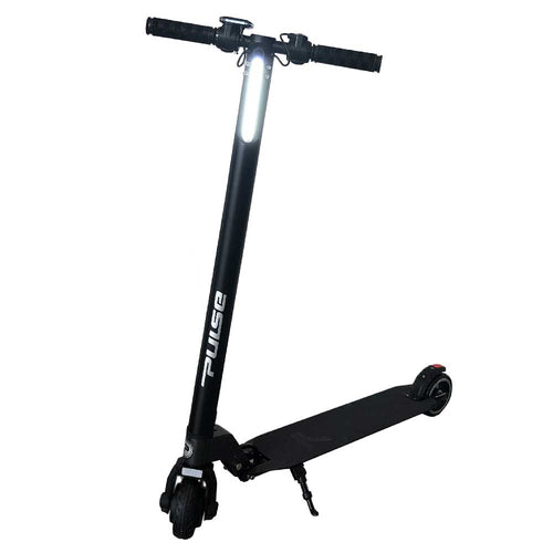 HUB-250 Electric Scooter, Black