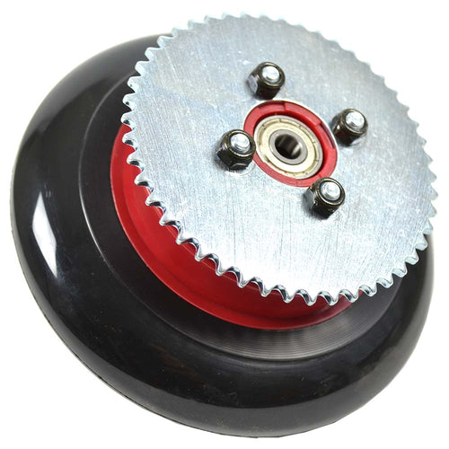 Replacement Rear Wheel for Reverb Scooter, Red