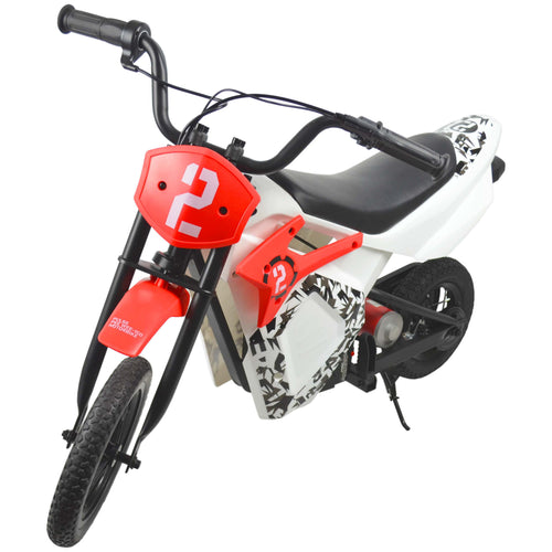 EM-1000 Electric Motorbike, Red