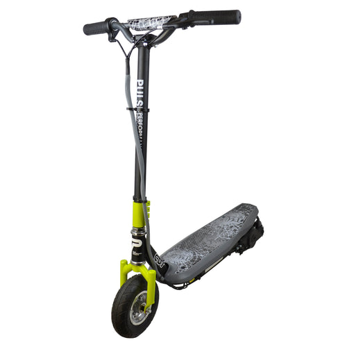 Sonic Electric Scooter, Yellow
