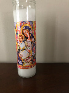 Reunification Candle