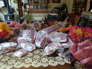 Heritage Pastured Pork