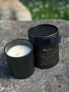 Audrey Collection Sage & Mint Candle