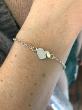 Little Piece of My Heart Bracelet