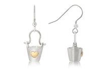 Buckets of Love Earrings