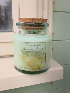 Classic Collection Grandads Sunday Best Candle