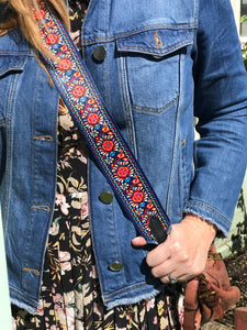 Shoulder Bag Strap -Dandelion