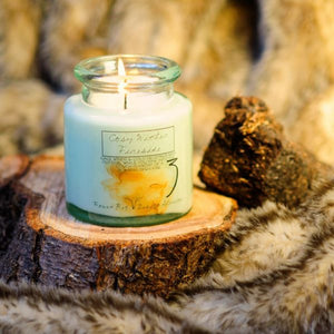 Classic Collection Cosy Winter Fireside Candle