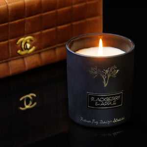 Audrey Collection Blackberry & Apple Candle
