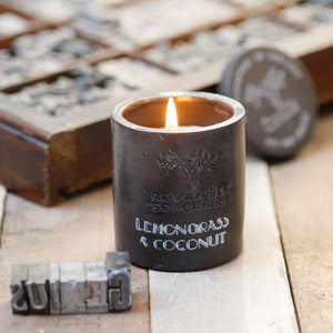 Urban Collection Lemongrass & Coconut Candle
