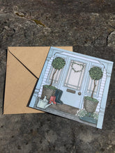 The Porch Greeting Card
