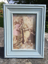 Delilah Photo Frame -Powder Blue
